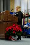 Ms. Kaci L. Abolt, Student Body President