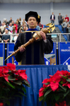 Dr. Peter Liu, Commencement Marshal