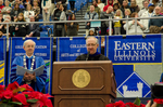 Dr. William Perry, Dr. Daniel Nadler, Vice President for Student Affairs