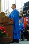 Mr. David Closson, Student Speaker