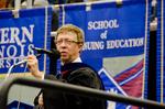 Dr. Robert Augustine, Dean of the Graduate School
