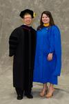 Dr. Robert Augustine, Ms. Brittany Zaring, Student Speaker