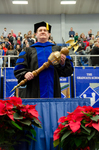 Dr. Andrew Robinson, Commencement Marshal