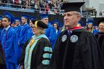 Dr. Regis Gilman, Dean, School of Continuing Education, Mr. Robert Martin, Vice President for University Advancement