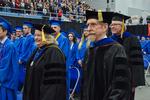 Dr. Diane Jackman, Dean, College of Education and Professional Studies, Dr. Harold Ornes, Dean, College of Sciences
