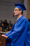 Mr. Charles LeGrand, Student Commencement Speaker