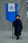 Dr. Jaimee L Hartenstein, Faculty Marshal by Beverly J. Cruse
