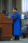 Dr. David M. Glassman, University President by Beverly J. Cruse