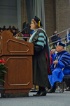 Dr. Carrie E Johnson, Mentor to Ms. Angela Pearson, Student Commencement Speaker