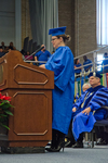 Ms. Angela Pearson, Student Commencement Speaker