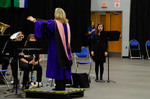 Dr. Alicia Neal, Eastern Illinois University's Wind Symphony, Ms. Mikayla Beck by Beverly Cruse
