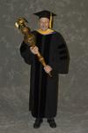 Dr. Vince Gutowski, Commencement marshal