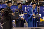Dr. Daniel P. Nadler, Vice President for Student Affairs, Dr. Blair M. Lord, Provost and Vice President for Academic Affairs by Beverly J. Cruse