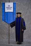 Dr. Heidi A. Larson, Faculty Marshal by Beverly J. Cruse