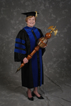 Dr. Beverly Findley, Commencement marshal