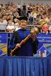 Dr. Beverly Findley, Commencement marshal, by Beverly J. Cruse