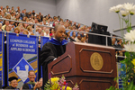 Dr. Rodney P. McClendon, Charge to the class