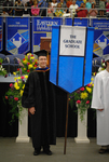 Dr. David J. Boggs, Faculty marshal by Beverly J. Cruse