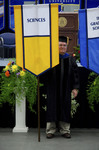 Dr. Leo P. Comerford, Faculty marshal