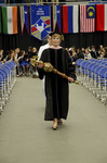 Dr. Marilyn J. Coles, Commencement Marshal