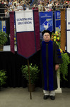 Dr. Richard E. Cavanaugh, Faculty Marshal