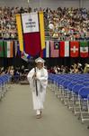 Dr. Margaret Messer, Honors College Banner Marshal