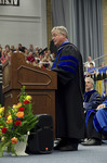 Dr. Andrew S. Methven, Chairperson of Faculty Senate by Beverly J. Cruse