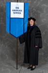 Dr. Linda D. Simpson, Faculty Marshall by Beverly J. Cruse