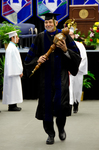 Dr. John Best, Commencement Marshall