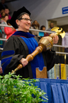 Dr. Jeannie Ludlow, Commencement Marshall by Beverly J. Cruse