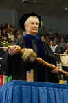Dr. Gail Richard, Commencement Marshal