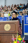 Dr. Angela Anthony, Student Speaker Mentor by Beverly J. Cruse