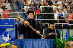 Dr. Thomas G. Costello, Commencement Marshall