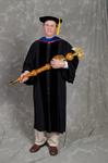 Dr. John Ryan, Commencement Marshal