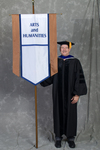 Dr. Timothy Shonk, The Pine Honors College banner