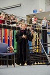 Dr. Robert M. Augustine, Dean, The Graduate School