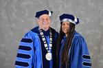 Dr. Glassman  & Dr. Jan Spivey Gilchrist