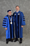 Dr. Glassman  & Mr. Joe Fatheree, Commencement Speaker