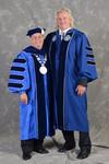 Dr. David Glassman & Mr. Keith Berglund Commencement Speaker by Beverly J. Cruse