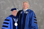 Dr. David Glassman  & Mr. Keith Berglund  Commencement Speaker