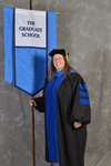 Dr. Dianne Timm, Faculty Marshal