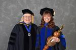 Dr. Diane Jackman & Dr. Jill Owen, Commencement Marshal
