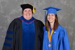 Dr. Jennifer Stringfellow, Student Speaker Mentor & Ms. Rachel Durante, Student Speaker