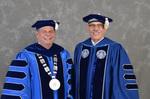 Dr. David Glassman & Mr. Daniel P. Caulkins, Member of Board of Trustees by Beverly J. Cruse