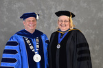Dr. David Glassman & Dr. Diane Jackman by Beverly J. Cruse