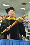Dr. Gary Fritz, Commencement Marshal