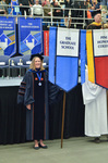 Dr. Angela B. Anthony, Faculty Marshal by Beverly J. Cruse