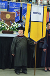 Dr. Frank Goldacker, Faculty Marshal