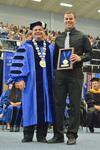 Dr. David Glassman & Mr. Chase Thurston, Lord Scholar by Beverly J. Cruse