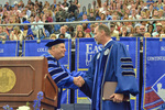 Dr. David Glassman  & Mr. Joe Fatheree, Commencement Speaker